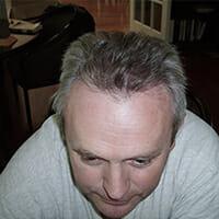 After Using Hair Genesis