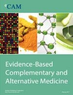 evidence based complementary and alternative medicine
